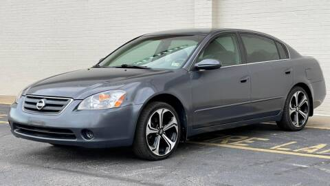 2004 Nissan Altima for sale at Carland Auto Sales INC. in Portsmouth VA
