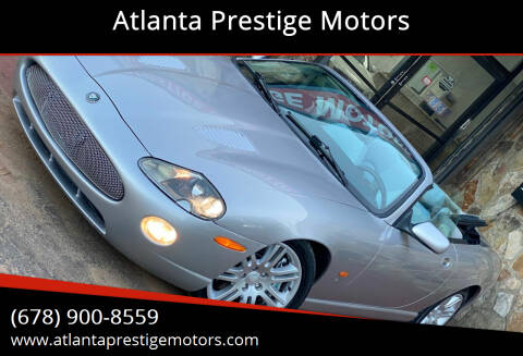 2006 Jaguar XKR for sale at Atlanta Prestige Motors in Decatur GA