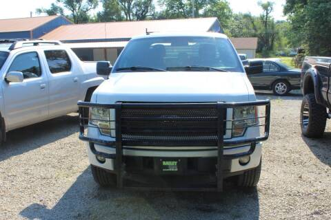 2014 Ford F-150 for sale at Bailey & Sons Motor Co in Lyndon KS
