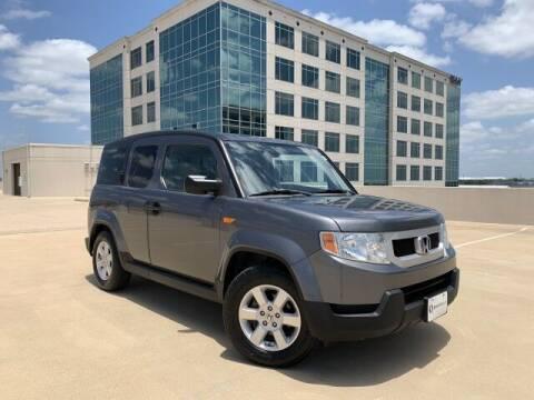 2010 Honda Element for sale at SIGNATURE Sales & Consignment in Austin TX