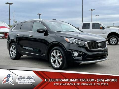 2017 Kia Sorento for sale at Ole Ben Franklin Motors Clinton Highway in Knoxville TN