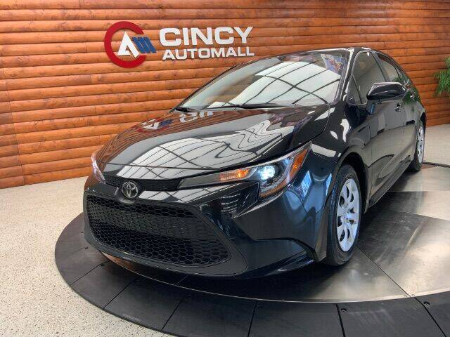 2020 Toyota Corolla for sale at Dixie Motors in Fairfield OH