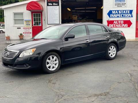 2010 Toyota Avalon for sale at Milford Automall Sales and Service in Bellingham MA