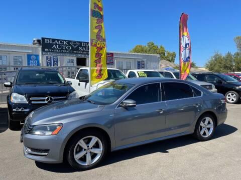 2014 Volkswagen Passat for sale at Black Diamond Auto Sales Inc. in Rancho Cordova CA