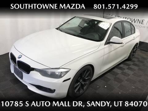 2014 BMW 3 Series for sale at Southtowne Mazda of Sandy in Sandy UT