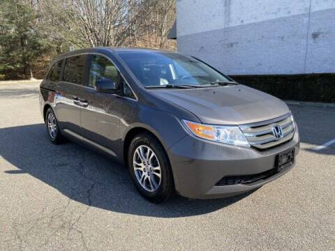 2012 Honda Odyssey for sale at Select Auto in Smithtown NY