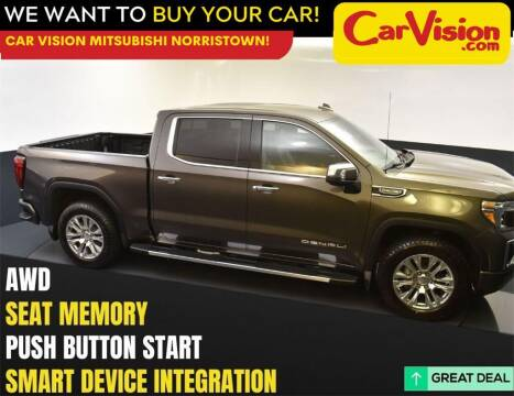 2019 GMC Sierra 1500 for sale at Car Vision Mitsubishi Norristown in Norristown PA