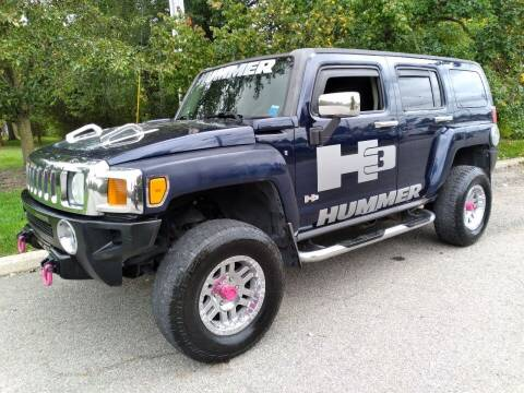 2007 HUMMER H3 for sale at Jan Auto Sales LLC in Parsippany NJ