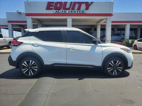 2020 Nissan Kicks for sale at EQUITY AUTO CENTER in Phoenix AZ