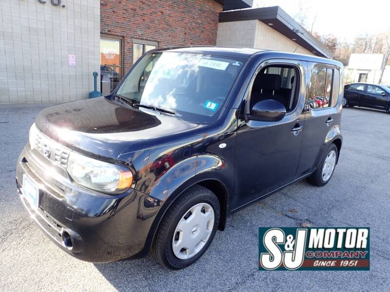 2014 Nissan cube for sale at S & J Motor Co Inc. in Merrimack NH