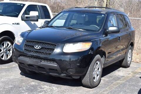 2009 Hyundai Santa Fe for sale at BOB ROHRMAN FORT WAYNE TOYOTA in Fort Wayne IN