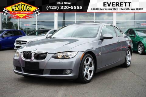 2009 BMW 3 Series for sale at West Coast Auto Works in Edmonds WA