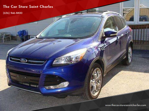 2013 Ford Escape for sale at The Car Store Saint Charles in Saint Charles MO