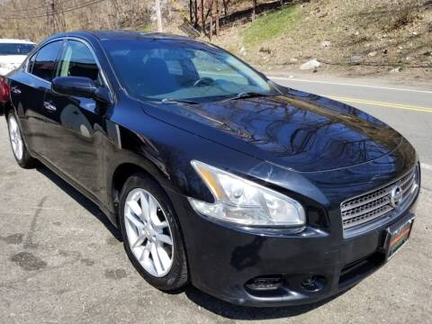 2009 Nissan Maxima for sale at Bloomingdale Auto Group in Bloomingdale NJ