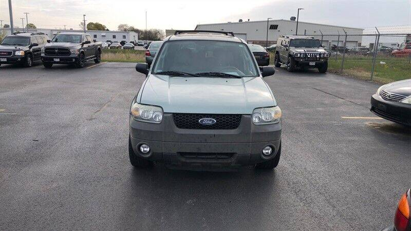 2007 Ford Escape for sale at WEINLE MOTORSPORTS in Cleves OH