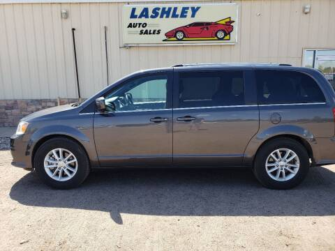 2018 Dodge Grand Caravan for sale at Lashley Auto Sales - Scotts Bluff NE in Scottsbluff NE