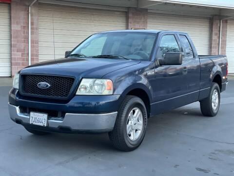 2004 Ford F-150 for sale at California Auto Deals in Sacramento CA