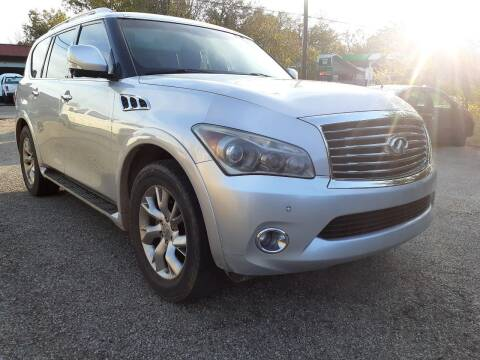2012 Infiniti QX56 for sale at Empire Auto Remarketing in Shawnee OK