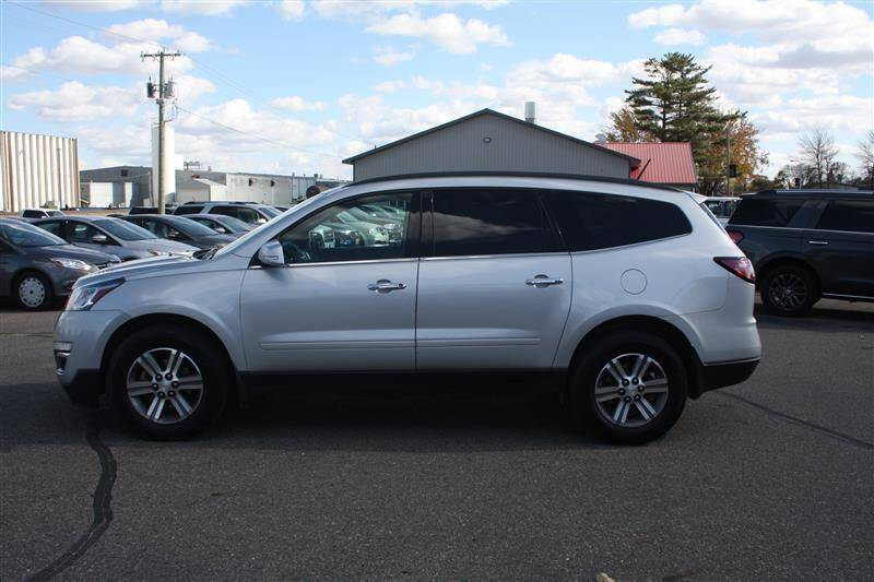 2016 Chevrolet Traverse for sale at SCHMITZ MOTOR CO INC in Perham MN