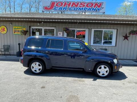 2009 Chevrolet HHR for sale at Johnson Car Company llc in Crown Point IN