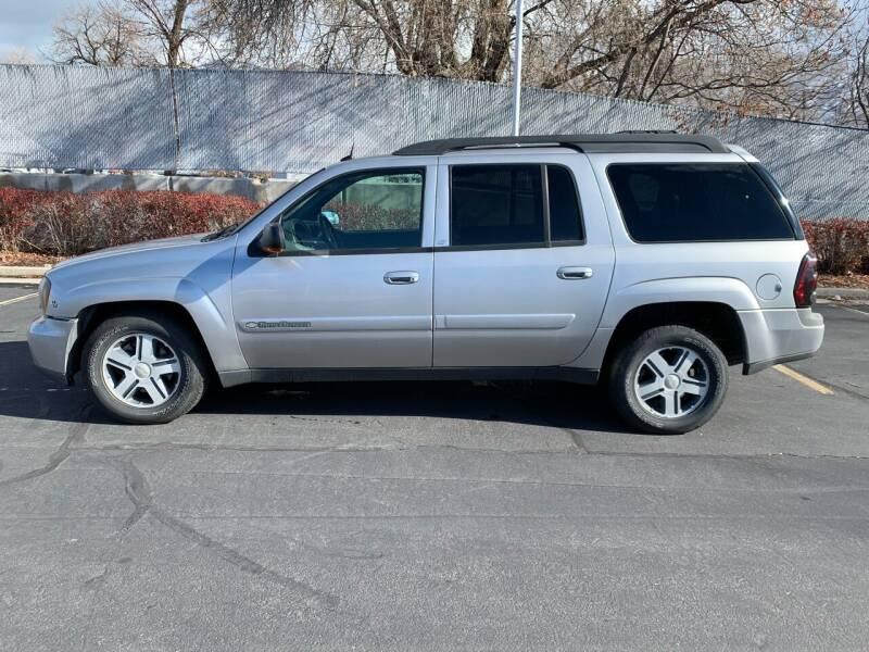 2004 Chevrolet TrailBlazer EXT for sale at BITTON'S AUTO SALES in Ogden UT