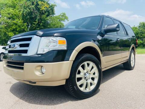2012 Ford Expedition for sale at AUTO DIRECT in Houston TX