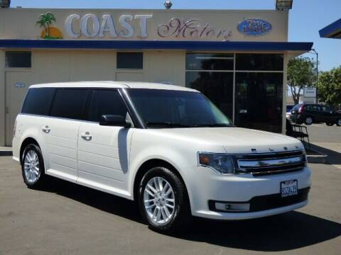 2014 Ford Flex for sale at Coast Motors in Arroyo Grande CA
