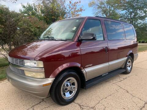 2002 Chevrolet Astro for sale at All Star Car Outlet in East Dundee IL