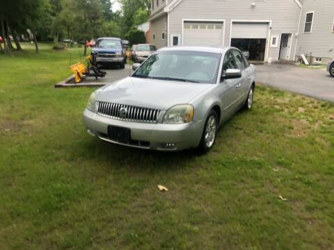 2005 Mercury Montego for sale at Billycars in Wilmington MA