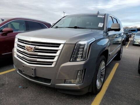 2018 Cadillac Escalade ESV for sale at Tim Short Auto Mall in Corbin KY