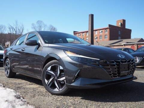 2021 Hyundai Elantra for sale at Mirak Hyundai in Arlington MA