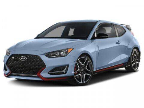 2021 Hyundai Veloster N for sale at Jeremy Sells Hyundai in Edmunds WA