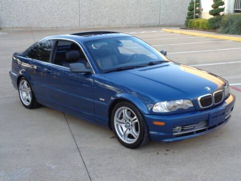 2002 BMW 3 Series for sale at Auto Starlight in Dallas TX