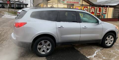 2010 Chevrolet Traverse for sale at NJ Quality Auto Sales LLC in Richmond IL