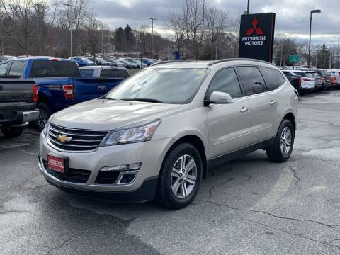 2017 Chevrolet Traverse for sale at Midstate Auto Group in Auburn MA