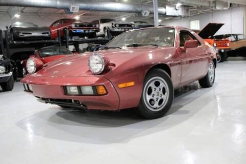 1982 Porsche 928 for sale at Great Lakes Classic Cars & Detail Shop in Hilton NY