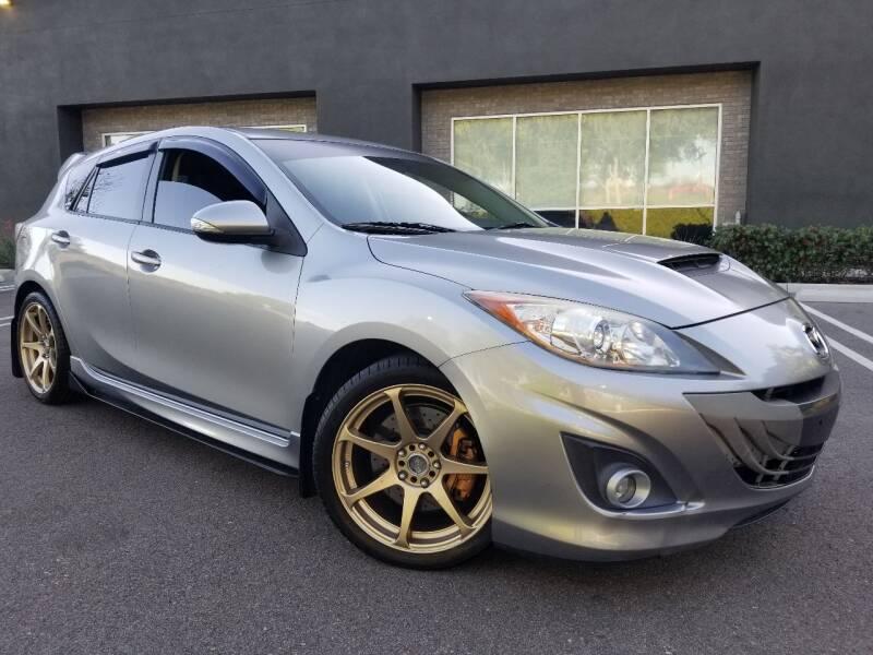 2012 Mazda MAZDASPEED3 for sale in Escondido, CA
