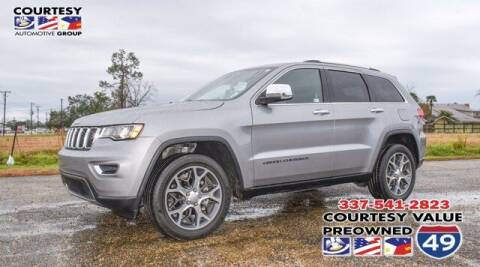 2019 Jeep Grand Cherokee for sale at Courtesy Value Pre-Owned I-49 in Lafayette LA