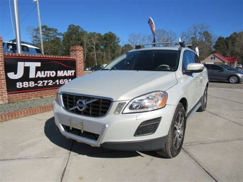2012 Volvo XC60 for sale at J T Auto Group in Sanford NC
