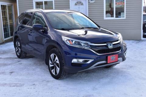 2016 Honda CR-V for sale at Alaska Best Choice Auto Sales in Anchorage AK