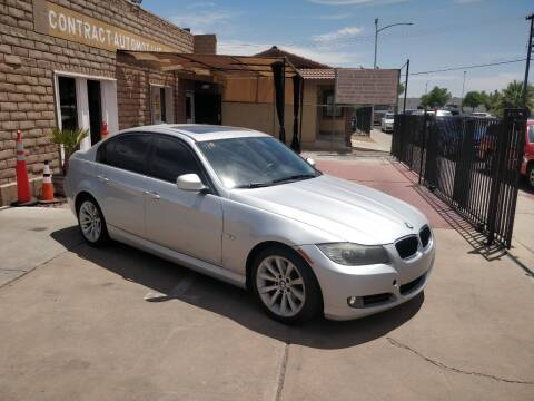 2011 BMW 3 Series for sale at CONTRACT AUTOMOTIVE in Las Vegas NV