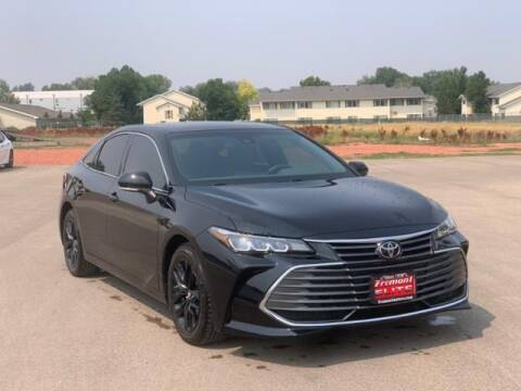 2019 Toyota Avalon for sale at Rocky Mountain Commercial Trucks in Casper WY