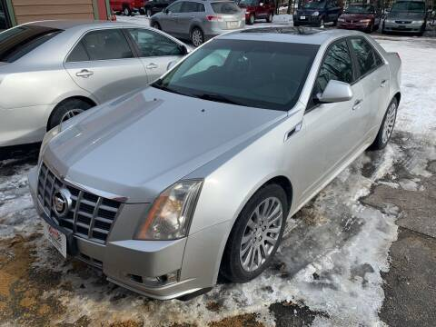 2012 Cadillac CTS for sale at Winner's Circle Auto Sales in Tilton NH
