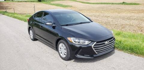 2017 Hyundai Elantra for sale at South Kentucky Auto Sales Inc in Somerset KY
