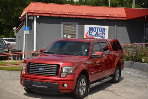 2012 Ford F-150 for sale at Motor Car Concepts II - Kirkman Location in Orlando FL