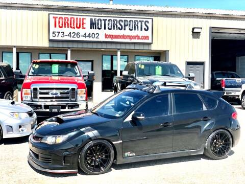 2008 Subaru Impreza for sale at Torque Motorsports in Rolla MO