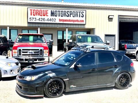 2008 Subaru Impreza for sale at Torque Motorsports in Rolla MO