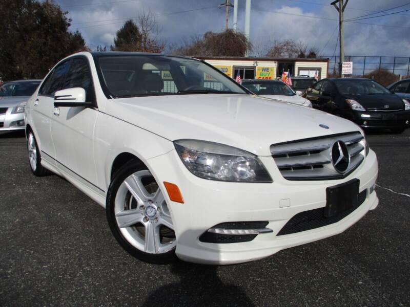 2011 Mercedes-Benz C-Class for sale at Unlimited Auto Sales Inc. in Mount Sinai NY