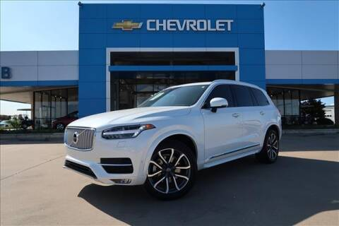2018 Volvo XC90 for sale at Lipscomb Auto Center in Bowie TX