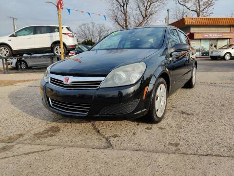 2008 Saturn Astra for sale at Lamarina Auto Sales in Dearborn Heights MI